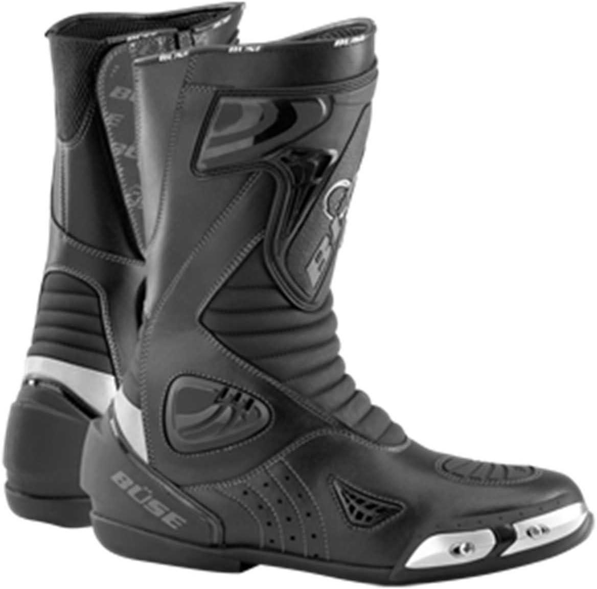 B/üse 512206-40 Sport Stiefel wei/ß//schw 40