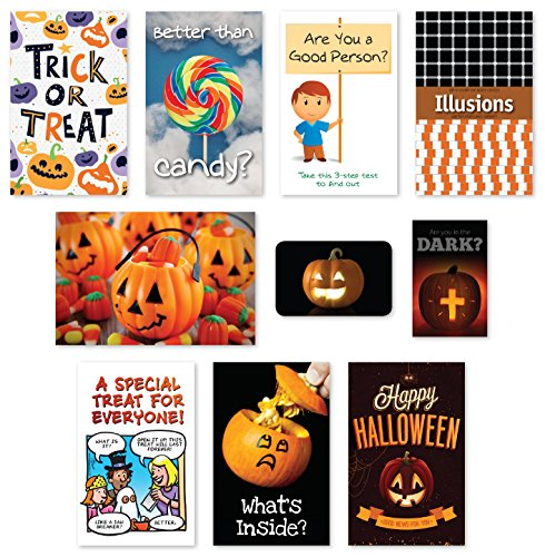 Halloween Tracts Assortment (KJV) -