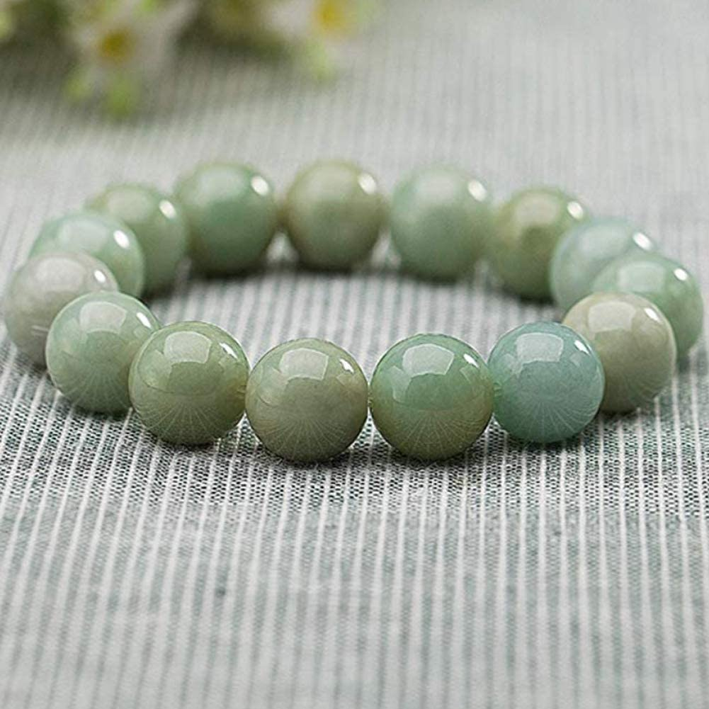EASTCODE The Natural Jadeite Jade Bracelets from China Has a Jewelry Certificate