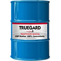 TRUEGARD Propylene Glycol USP Kosher 100% Concentrate - 55 Gallon Drum