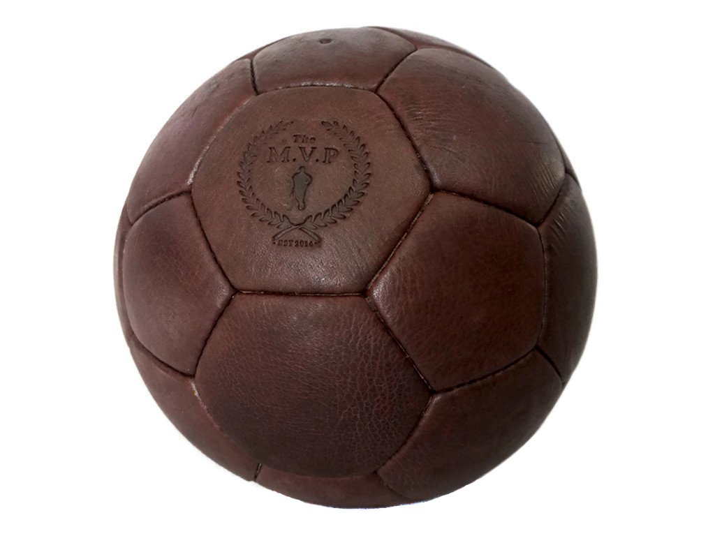MVP ' Heritage ' 32pサッカーボール|本革ハンドメイド B01H2QQ14S