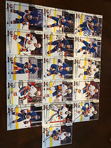 2017-18 OPC O-Pee-Chee Team Set No SP New York Islanders