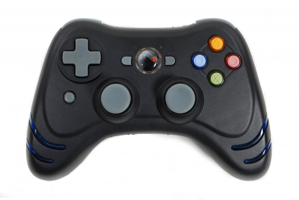 Datel Turbo Fire Wireless Bluetooth Controller (PS3) [Importación inglesa]: Amazon.es: Videojuegos