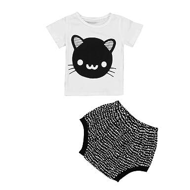 6M-18M Baby Clothes - Conjunto de Ropa para niños (Manga Corta ...