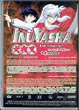 INUYASHA THE FINAL ACT ( ENGLISH AUDIO ) - COMPLETE TV SERIES DVD BOX SET ( 1-26 EPISODES + 4 MOVIES)