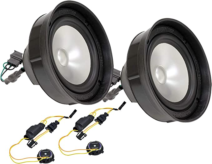 Ground Zero Gzcs 165vw Front Heck 16 5cm 165mm 2 Wege Kompo Auto Lautsprecher Boxen Speaker