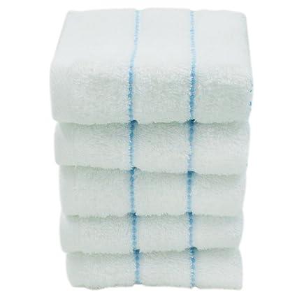 enoughi 100% algodón absorbente toalla de cara secado rápido toallas de mano de, 34