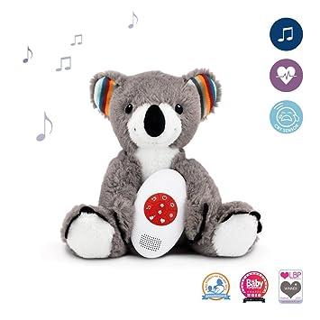 ZAZU - DEX - Plush Toy with Heartbeat Sound Zazu Kids DEX-01