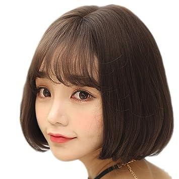 Perücke Weibliche Kurze Haare Volle Kopfbedeckung Rasierte