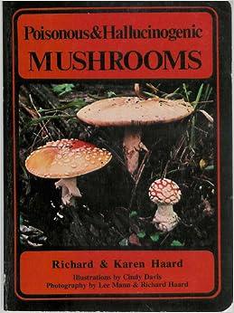 Book Poisonous & hallucinogenic mushrooms