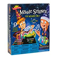 Science Explorer Magic Science para Wizards Only Kit