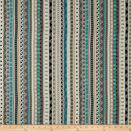 (Swavelle/Mill Creek 0459771 Indoor/Outdoor Bramlett Cosmic Fabric by The Yard,)