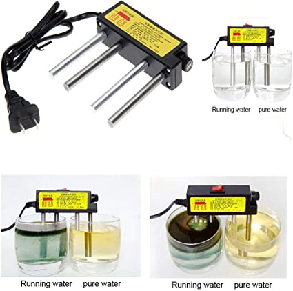 Electrolyzer Quick Water Quality Testing Electrolysis Equipment TDS Tester Meter