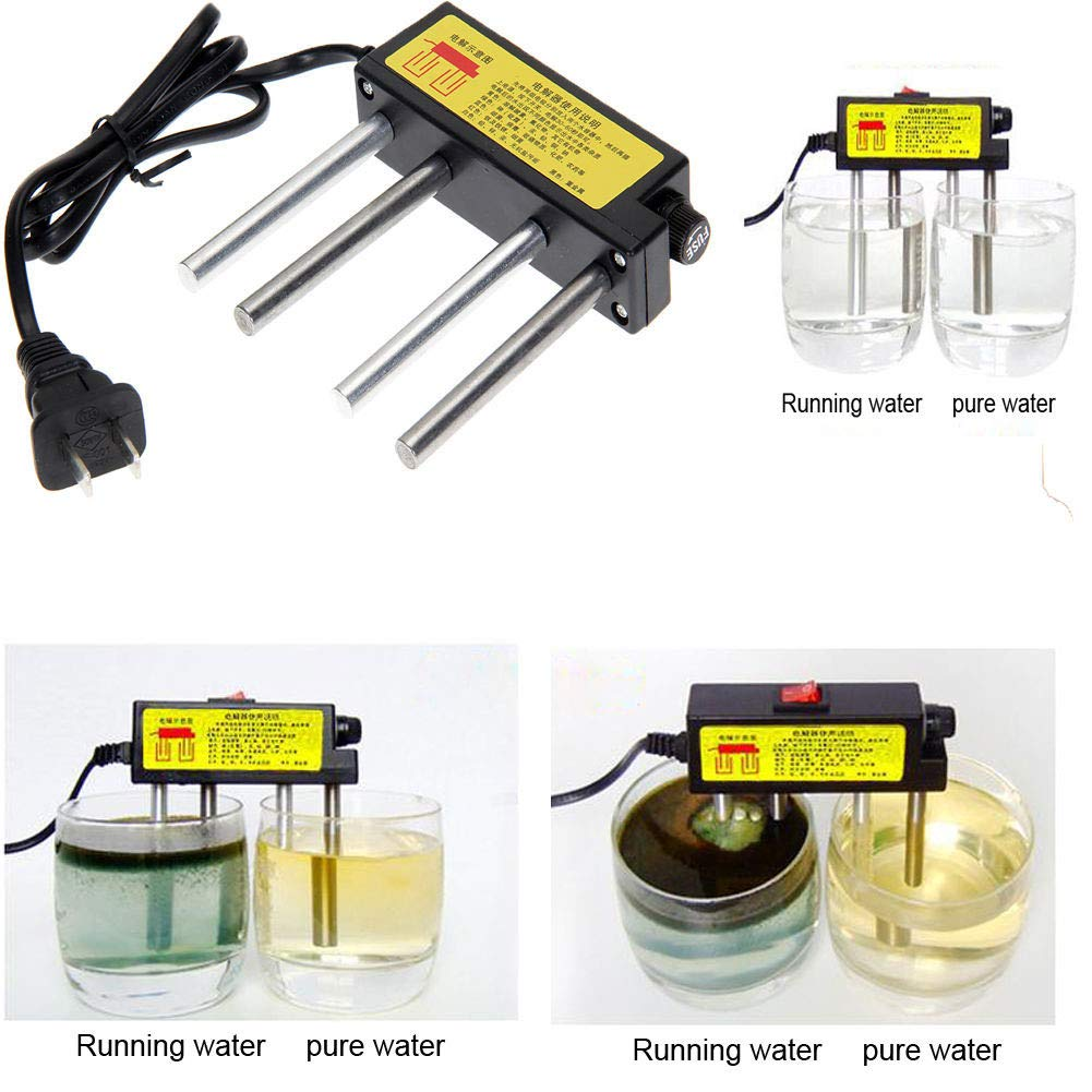 Leoie Electrolyzer Quick Water Quality Testing Electrolysis Equipment TDS Tester Meter Durable