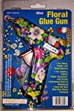 Mini Floral Glue Gun (Various Patterns)