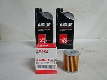Kit Tagliando Yamaha X-Max 400 13 - 16 Majesty Yamalube y filtro ...