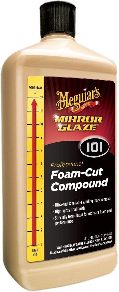 Meguiar's Foam Cut Compound - Quart