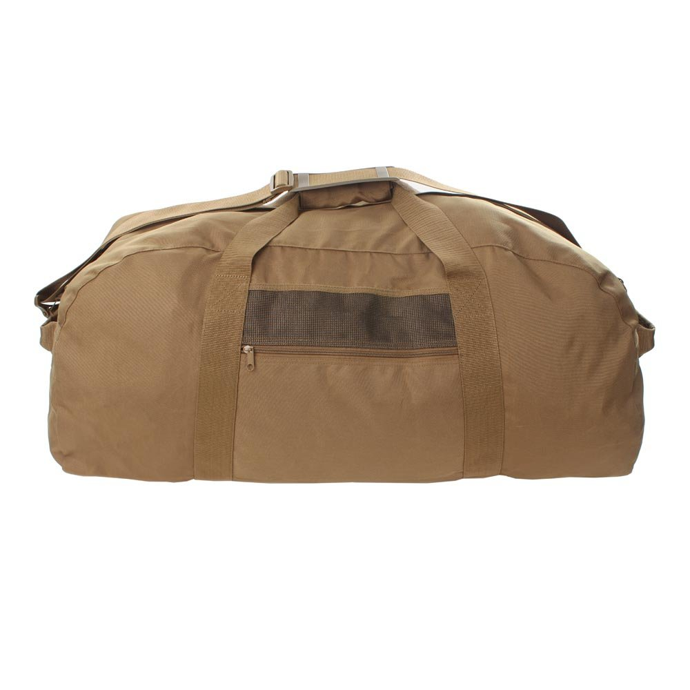 Sandpiper of California Troop Duffle Bag, Coyote Brown by Sandpiper of California (Image #1)