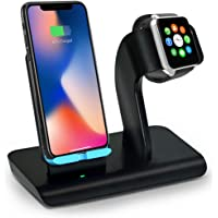 ASPECTEK Qi Wireless Charging Stand (Black)