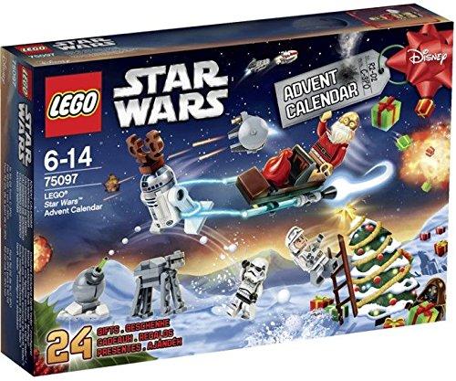 LEGO Star Wars 75097 Advent Calendar (Lego Advent Calendar Star Wars)