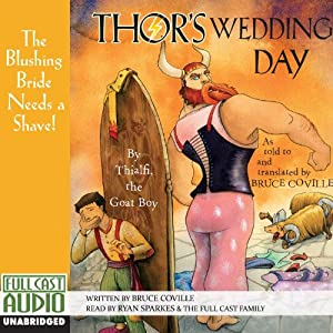 Thor's Wedding Day Audiobook