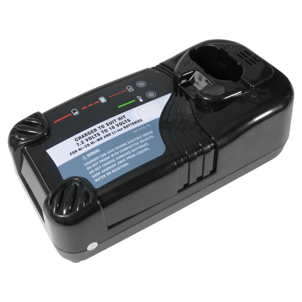 BCL1430 Cargador de bater/ía de 7,2/V 18/V Ni-Cd Ni-MH Li-Ion carga cargador r/ápido equivalente a Hitachi uc18ykl UC18YRL uc14fya UC14YFA UC12SD uc14y para EB12/EB14/EB18/EB9/C5D B3/BCL1415