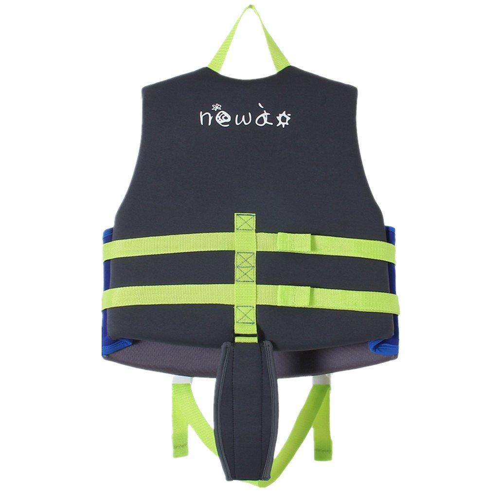 af9979bf2aff Zilee Niños Chaleco de Natación Flotación Chaqueta - Chaleco Salvavidas  Flotabilidad Ropa de Baño Aprender a Nadar Ayuda Nadada para Deportes ...