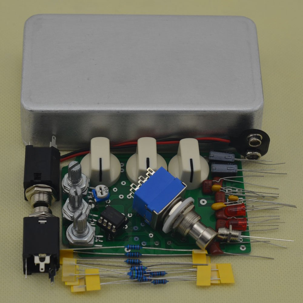 DIY Make Your Own Distortion Guitar Pedal Effect PedalsDS-NO1