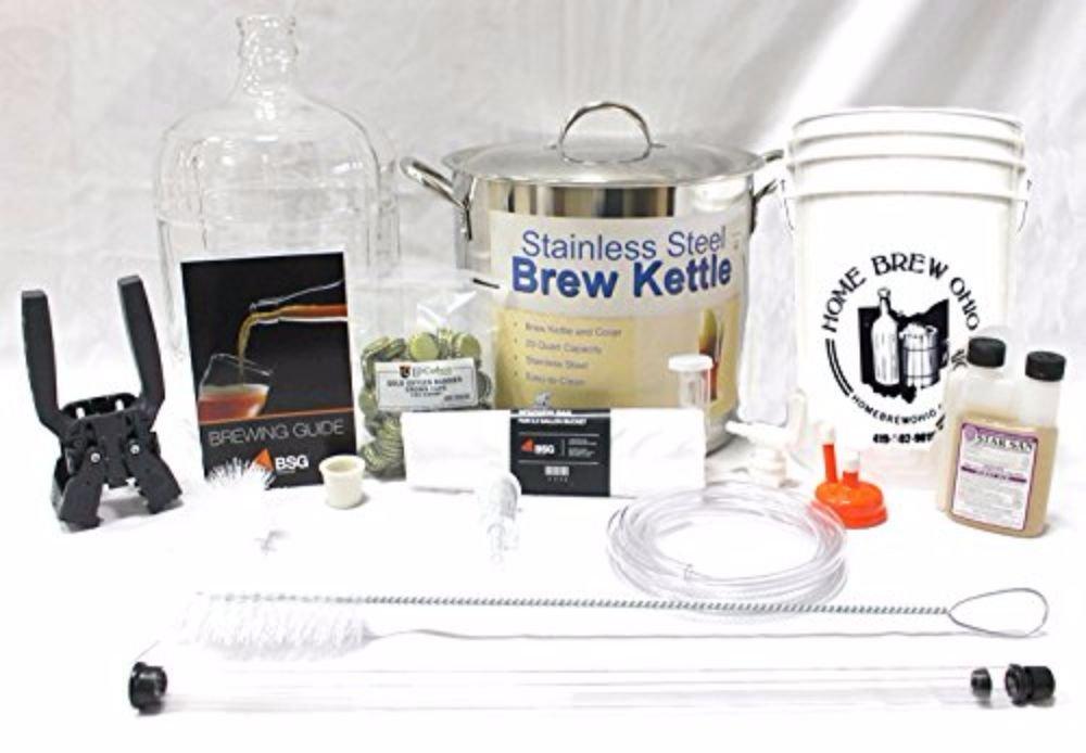 Home Brew Ohio 3 gal Biab Small Batch Equipment Kit HOZQ8-1668