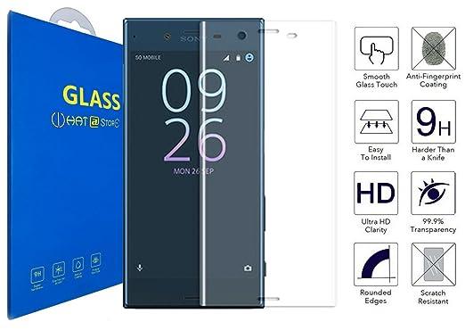 4 opinioni per Sony Xperia X / X Performance- Curvo 3D Pellicola Protettiva Vetro Temperato, 3D