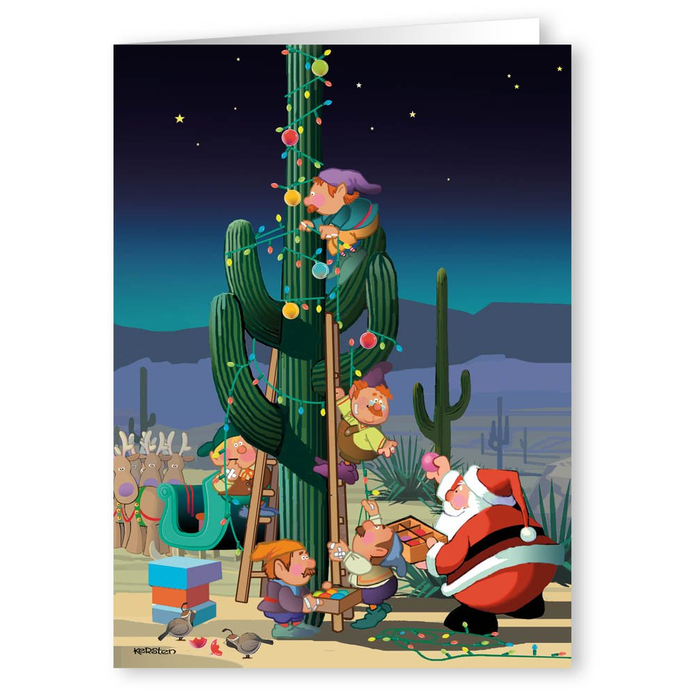 Amazon.com: Grand Canyon Christmas Card 18 Cards & Envelopes: Health ...