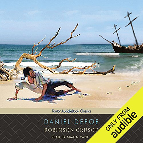 Robinson Crusoe Audiobook [Free Download by Trial] thumbnail