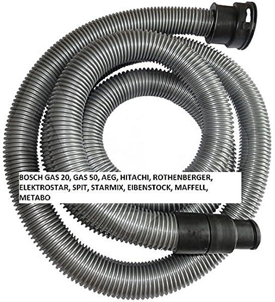 limpiador de tuberías de succión BOSCH Gas 25, Gas 50, Gas 50M, AEG RSE 1400, EIBENSTOCK DSS 1250, HITACHI RNT 122, RNT 1250, ELEKTROSTAR 2078, MAFFELL S 25, S50, ROTHENBERGER 1200, SPIT