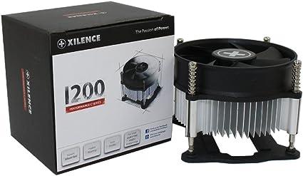 Xilence I200 Procesador Ventilador - Ventilador de PC (Procesador ...