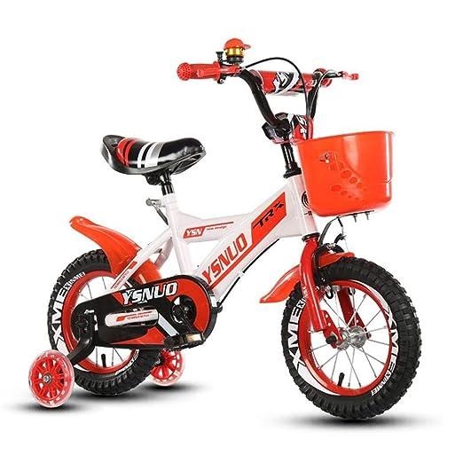 Bicicletas Infantiles Bicicleta Para Niños 12|14|16|18 Pulgadas ...