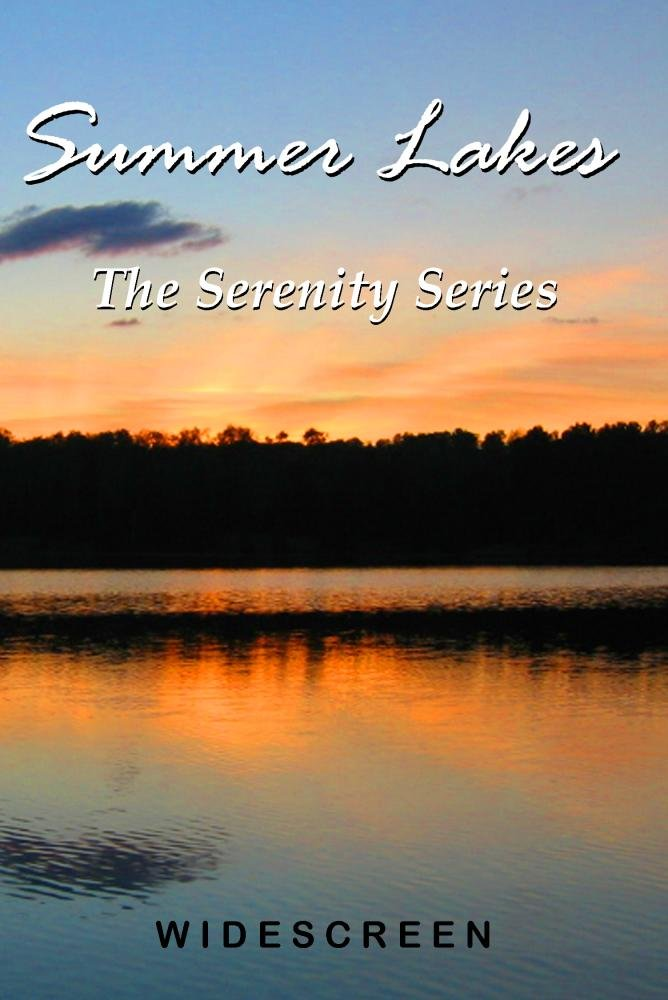 Summer Lakes: video for relaxation, meditation & mood - Enjoy the serene beauty of nature in Summer as the beauty of pristine upper Midwest lakes transform your TV into art