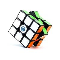 GAN 356 Air Master, 3x3 Gan Speed Cube Gans Puzzle Magic Cube, Black (ver. 2019)