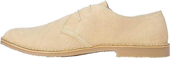 TALLA 47 EU. Marca Amazon - find. Hombre Zapatos de cordones derby