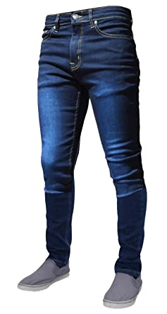f38d3f4ffd4 Image Unavailable. Image not available for. Colour  Mens G72 Emporio 7 Denim  Super Stretch Skinny Slim FIT Jeans All Waist Leg ...