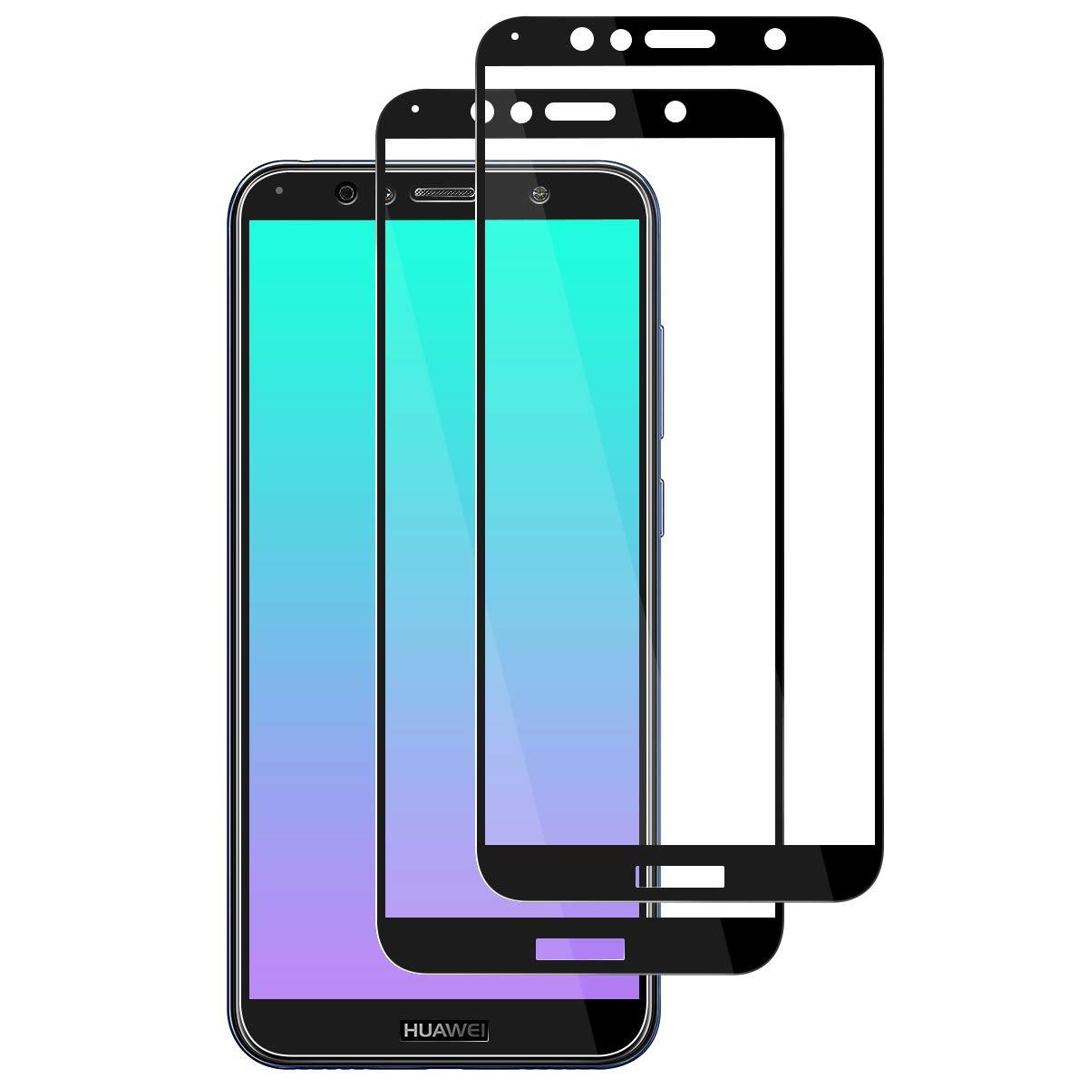 DEMOO Huawei Y6 2018/Honor 7A Protector de Pantalla, Huawei Y6 ...