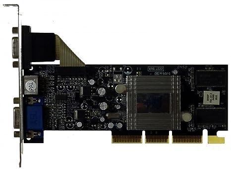 Radeon 7000 VE 64 MB DDR VGA + DVI + SV AGP - Tarjeta ...
