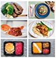 Factor 75 - 6 & 12 Fresh Core-Meals: Chef-made, Organic, Gluten Free, Soy Free, No GMOs: Combo of Paleo, Dairy-Free, Vegetarian: Turkey, Grass-fed Beef, Chicken Entrees