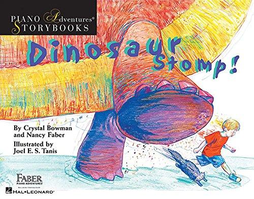 Download Dinosaur Stomp! (Piano Adventures Storybooks) PDF