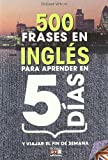 500 frases en ingles para aprender en 5 dias / 500 English Phrases to Learn in 5 days