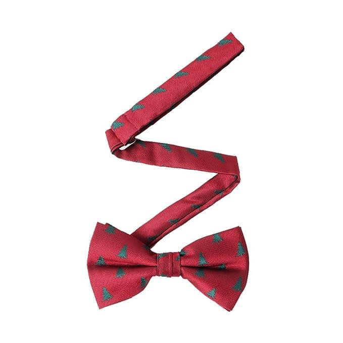 a2fbf1d181c54 Tenchif Hommes de mode pré-attachés Nœud papillon réglable: Amazon.fr:  Vêtements et accessoires