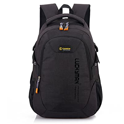 best Casual Canvas Backpack Outdoor Travel Backpack Unisex