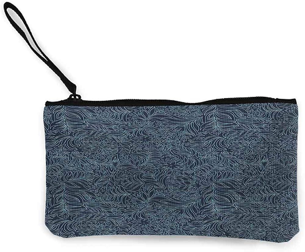 Canvas Wallet,Multipurpose...