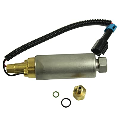JDMSPEED New Electric Fuel Pump Fit For Mercury Mercruiser Boat 4.3 5.0 5.7 861155A3 V6 V8 carb: Automotive