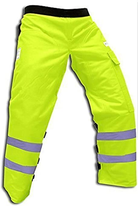 """Apron Style, Regular 37/"""", REAL T... Forester Chainsaw Safety Chaps with Pocket"""