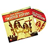 Twisted Sisters is a diabolical effect from the creative mind of John Bannon and is one of magic's all time best-sellers. With a clear and incredibly powerful effect and a method ingenious in its simplicity, this modern day classic will simply blow y...